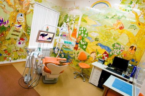 Детская стоматология, отзывы