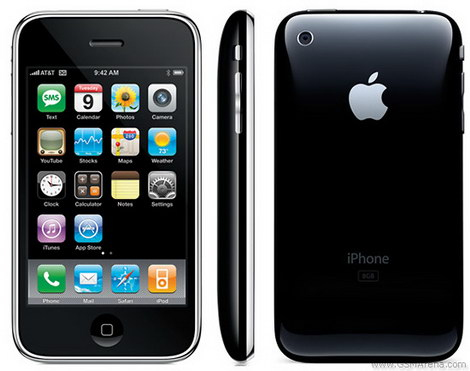 Отзыв о Apple iphone 3g