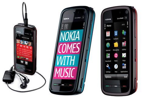 Nokia 5800 XpressMusic телефон отзывы
