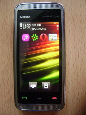 Nokia 5530 XpressMusic отзыв