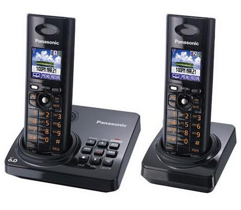 Panasonic DECT телефоны
