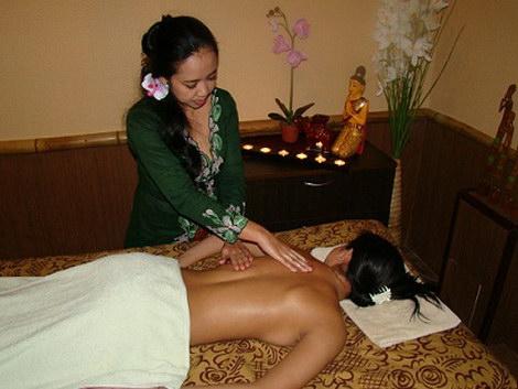Тайский массаж отзывы