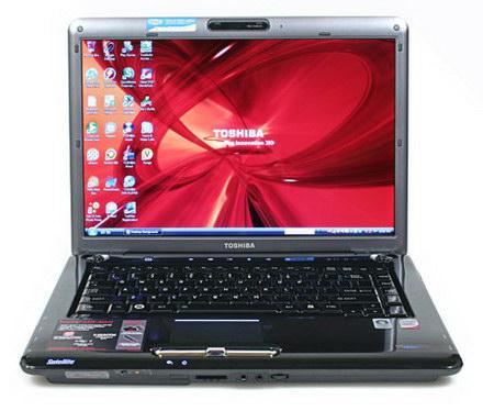 Toshiba A305 S6825, отзыв