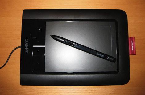 Wacom Bamboo Pen & Touch планшет отзывы