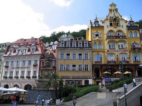 Отзывы об отдыхе в Чехии