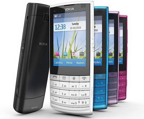 Nokia X3-02 отзывы
