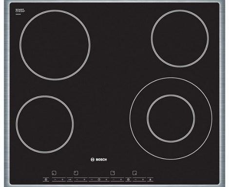 Отзывы о электрической поверхности BOSCH PKF 645 T14
