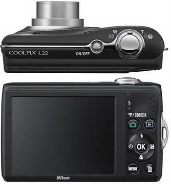 Отзывы о фотике Nikon Coolpix L22