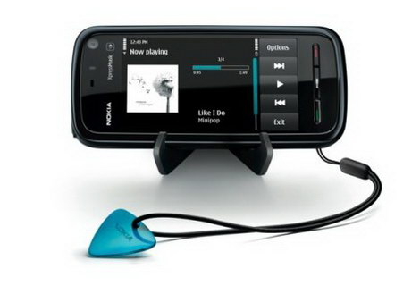 Отзывы о Nokia 5800 Navigation Edition