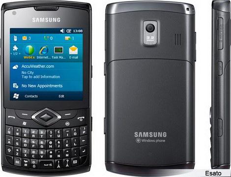 Отзывы о смартфоне Samsung B7350
