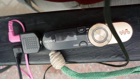 Отзывы о плеере Sony Walkman NWZ-B152F