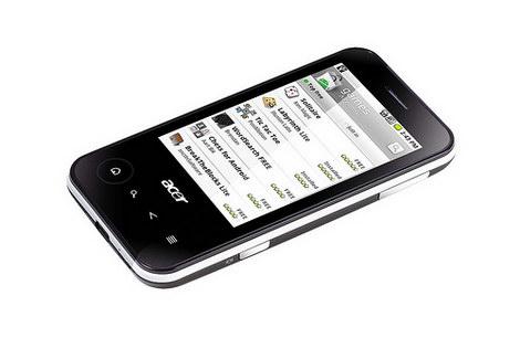 Acer beTouch E400 отзывы