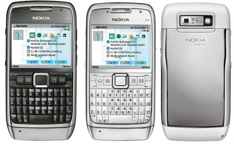 Nokia E71 Отзыв
