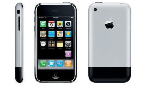 Отзывы об Apple iPhone 2G