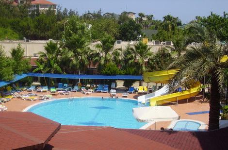 Отель blue sky 4* - отзывы об отеле
