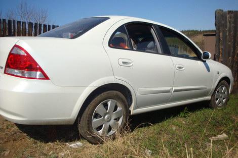 Nissan Almera отзыв