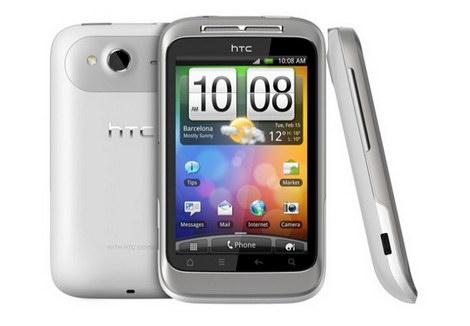 HTC Wildfire S отзывы