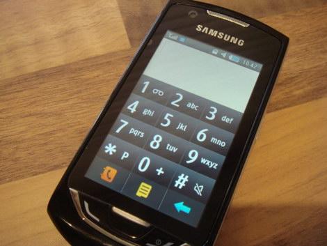 Samsung GT-S5620 Monte отзывы