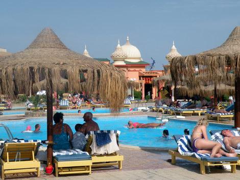 Beach Albatros Garden отзывы