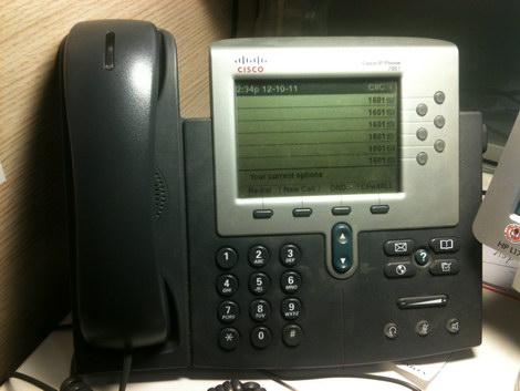 Cisco 7961 отзыв