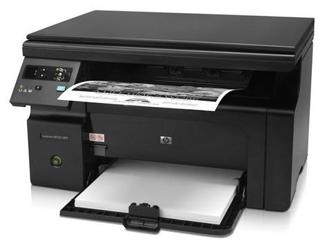 HP LaserJet Pro M1132 MFP отзывы