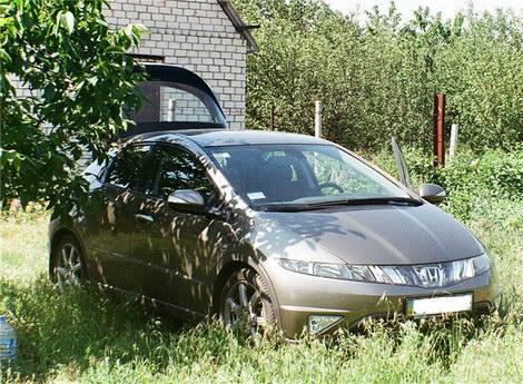 Honda Civic 5D отзывы