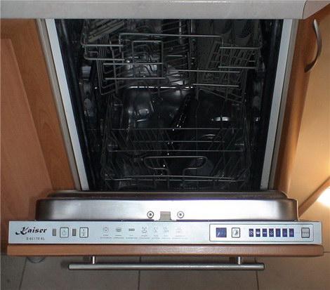 Kaiser посудомоечная машина отзыв