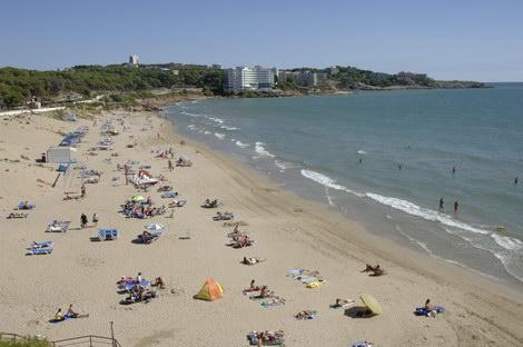 Пляж Салоу отзывы