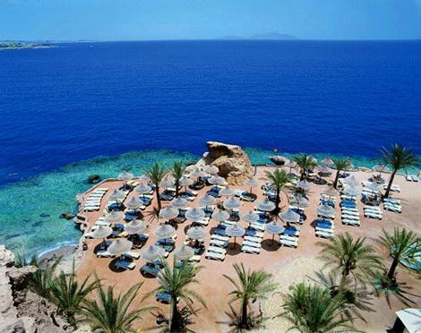 Dreams Beach Resort пляж