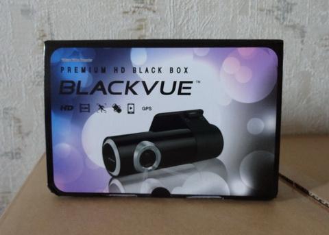 Отзывы о видеорегистраторе BlackVue DR380G-HD