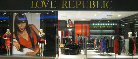 Love Republic отзывы