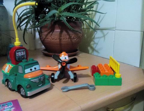Lego Duplo из магазина Дочки-сыночки