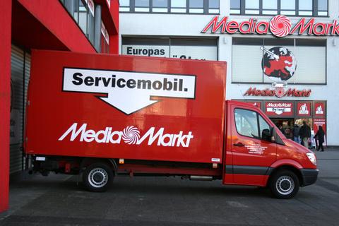 Отзывы о MediaMarkt