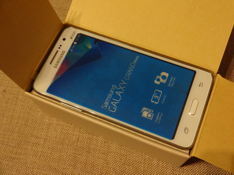 Отзыв о Samsung Galaxy Grand Prime