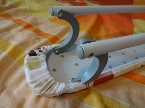 Механизм ножек нарукавника Gimi Planet
